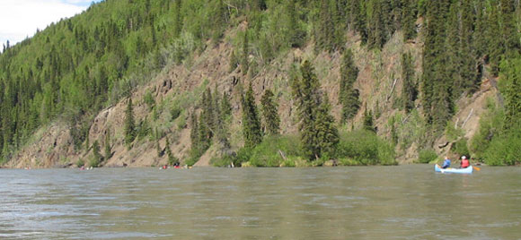 Upper Nenana River / Reindeer Hills – June 11-12, 2016
