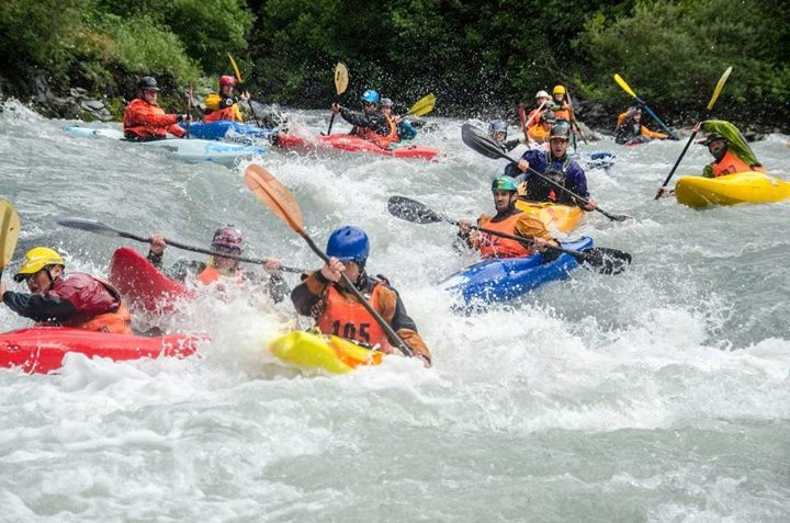 Six-Mile Whitewater Festival, August 12, 2017