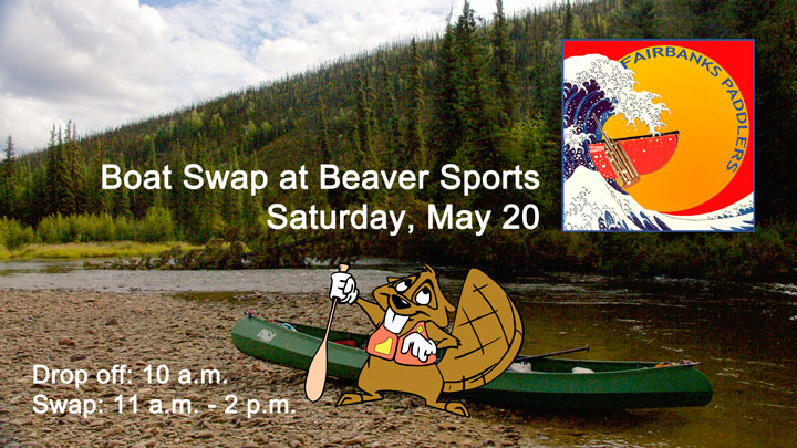 Boat Swap at Beaver Sports, May 20, 2017