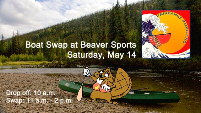 Boat Swap at Beaver Sports – May 14