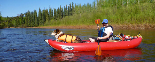 Annual Upper Chena Paddle and Potluck – May 7