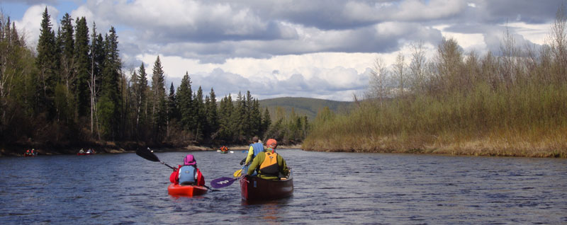 Upper Chena Paddle and Potluck 2018 – POSTPONED