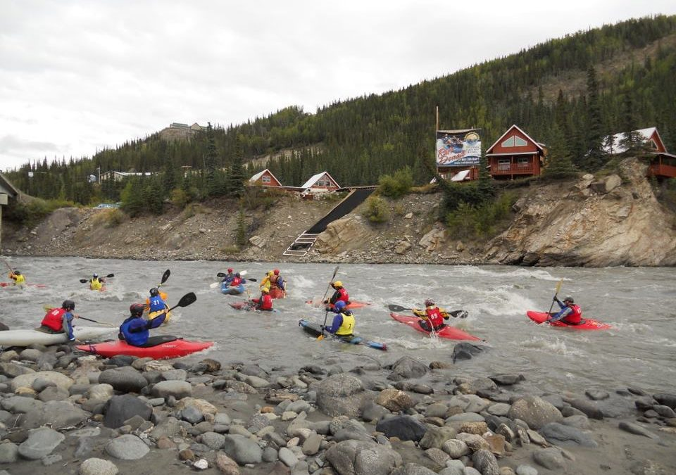 Nenana Wildwater Festival – August 4-5, 2017
