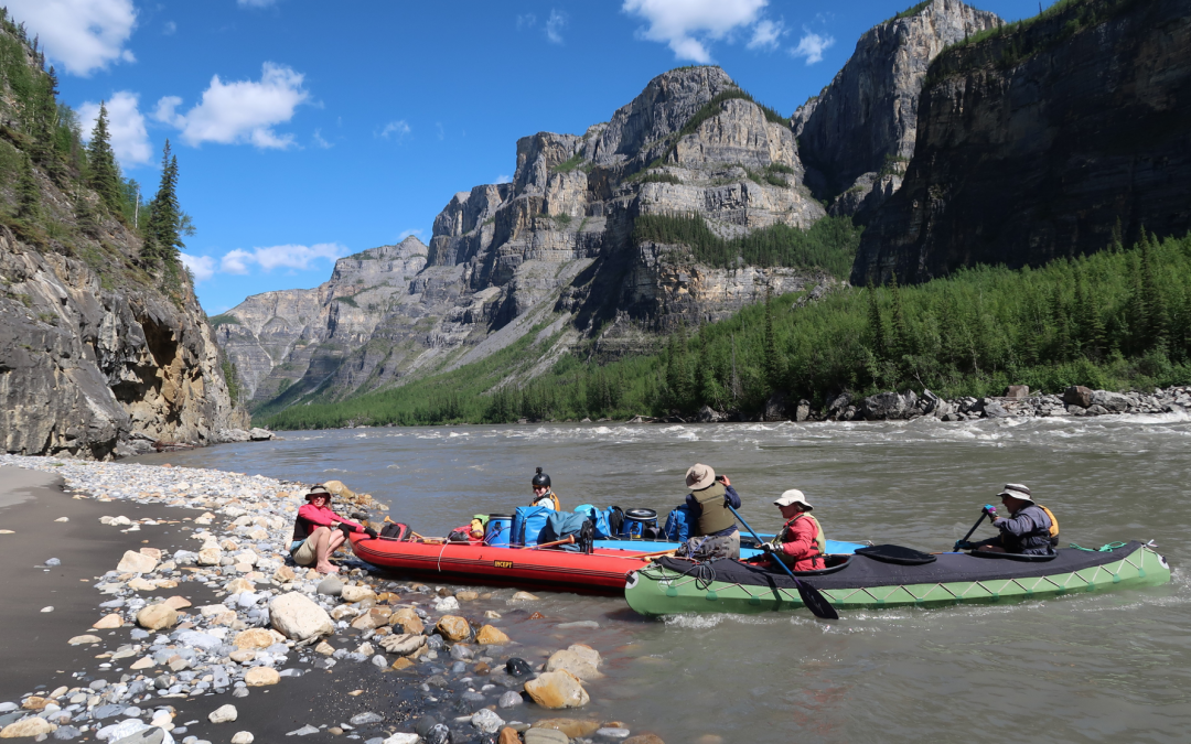 Navigating the Nahanni – February 20, 2019