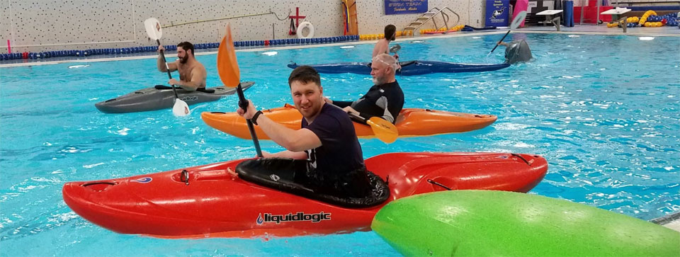 2019 Winter/Spring Pool Sessions for Paddlers
