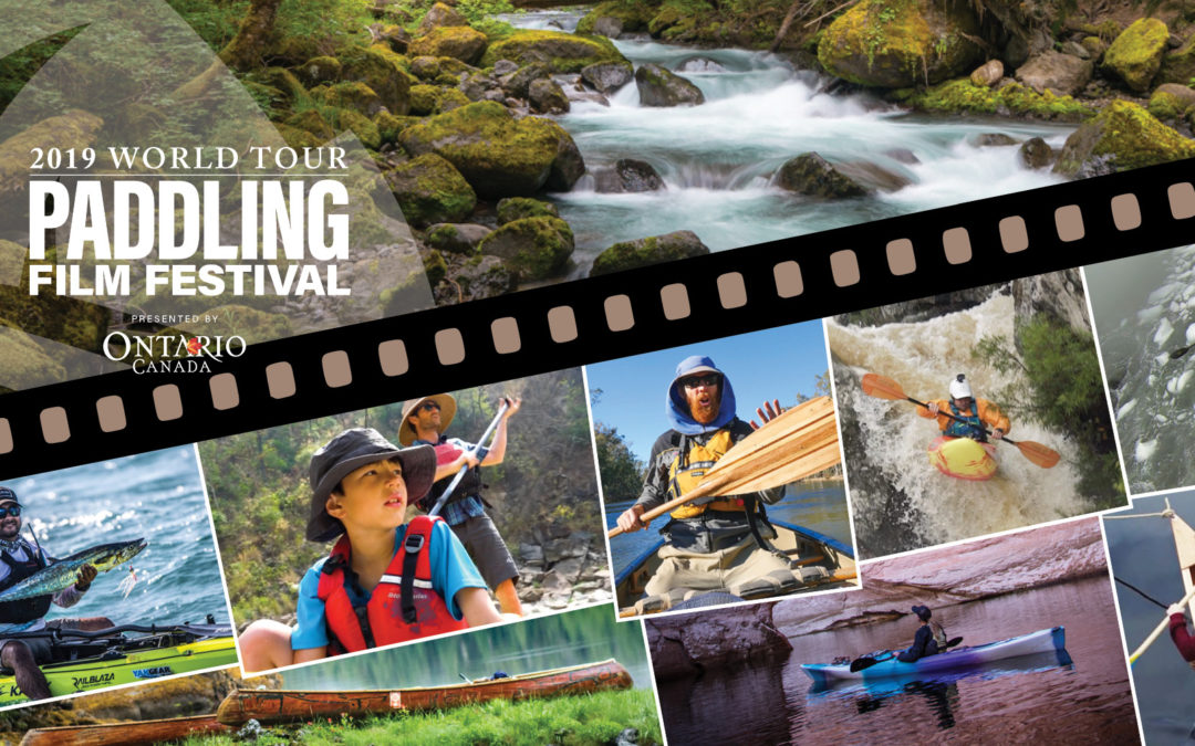 Paddling Film Festival – May 10, 2019