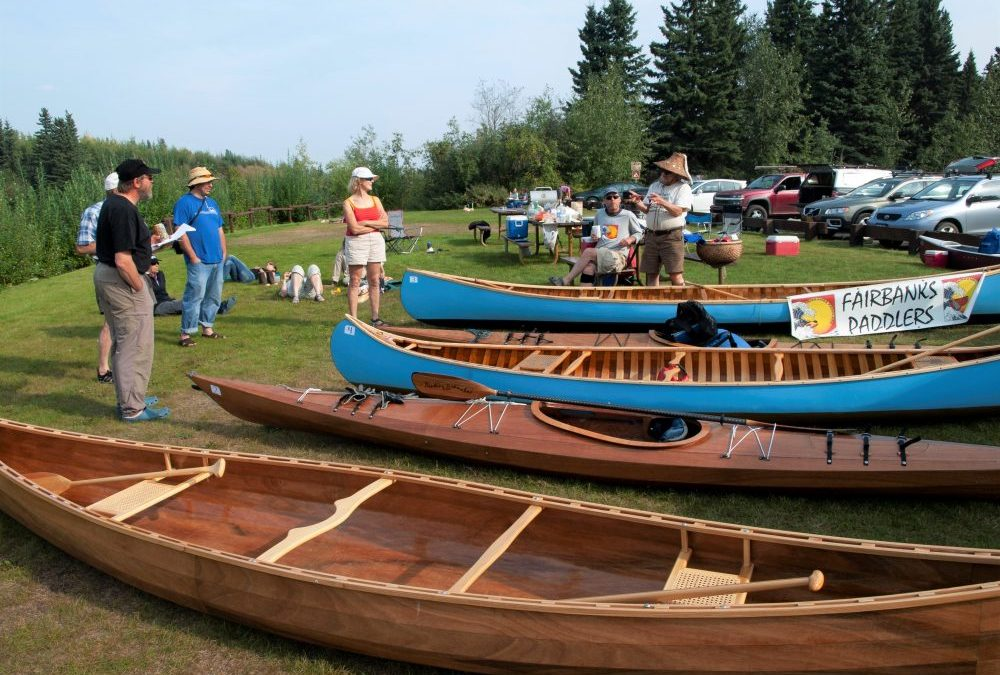 Wooden Boat Rondy – August 4, 2019