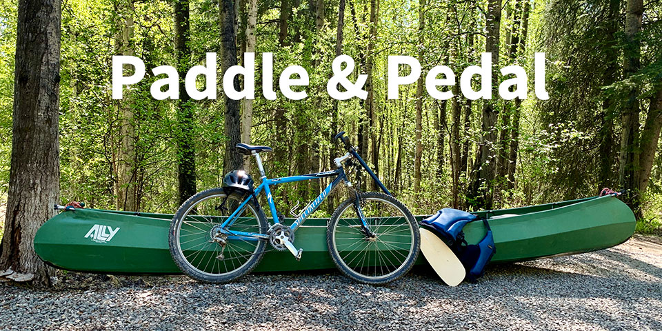 Paddle and Pedal Outings in the Interior