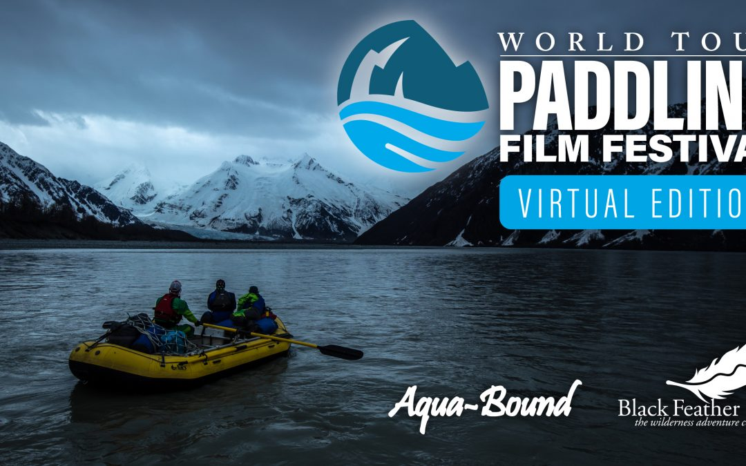2021 Paddling Film Festival Virtual World Tour