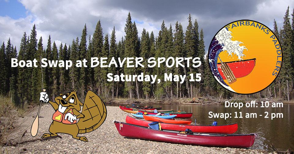 Boat Swap at Beaver Sports – May 15, 2021